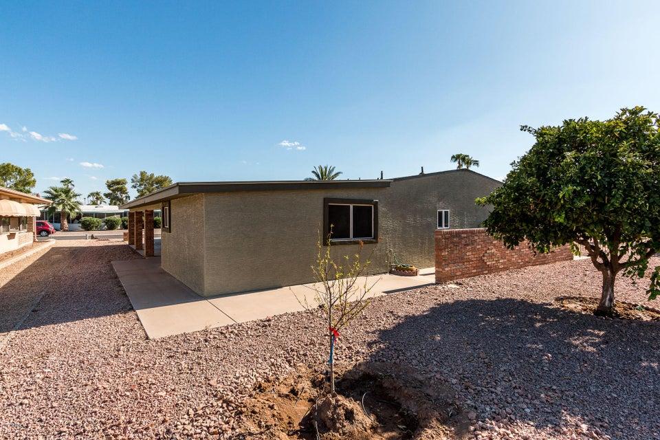 MLS 5661739 9126 E CACTUS Lane Unit 1, Sun Lakes, AZ 85248 Sun Lakes AZ Manufactured Mobile Home