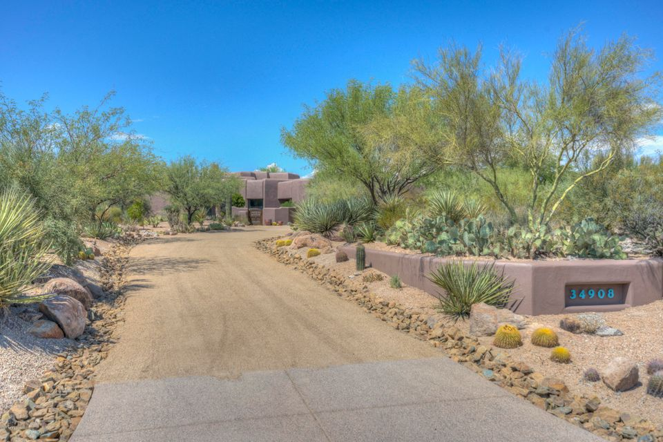 34908 N INDIAN CAMP Trail, Scottsdale AZ 85266