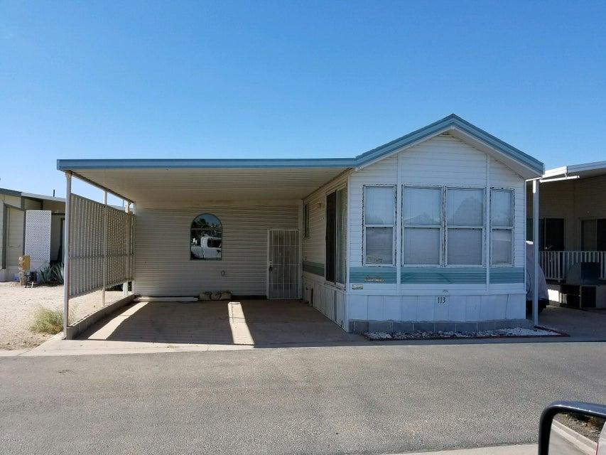 Photo of 113 E Maricopa Boulevard, Florence, AZ 85132