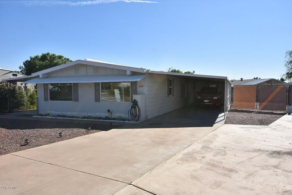 244 S 73RD Way Mesa, AZ 85208 - MLS #: 5662609