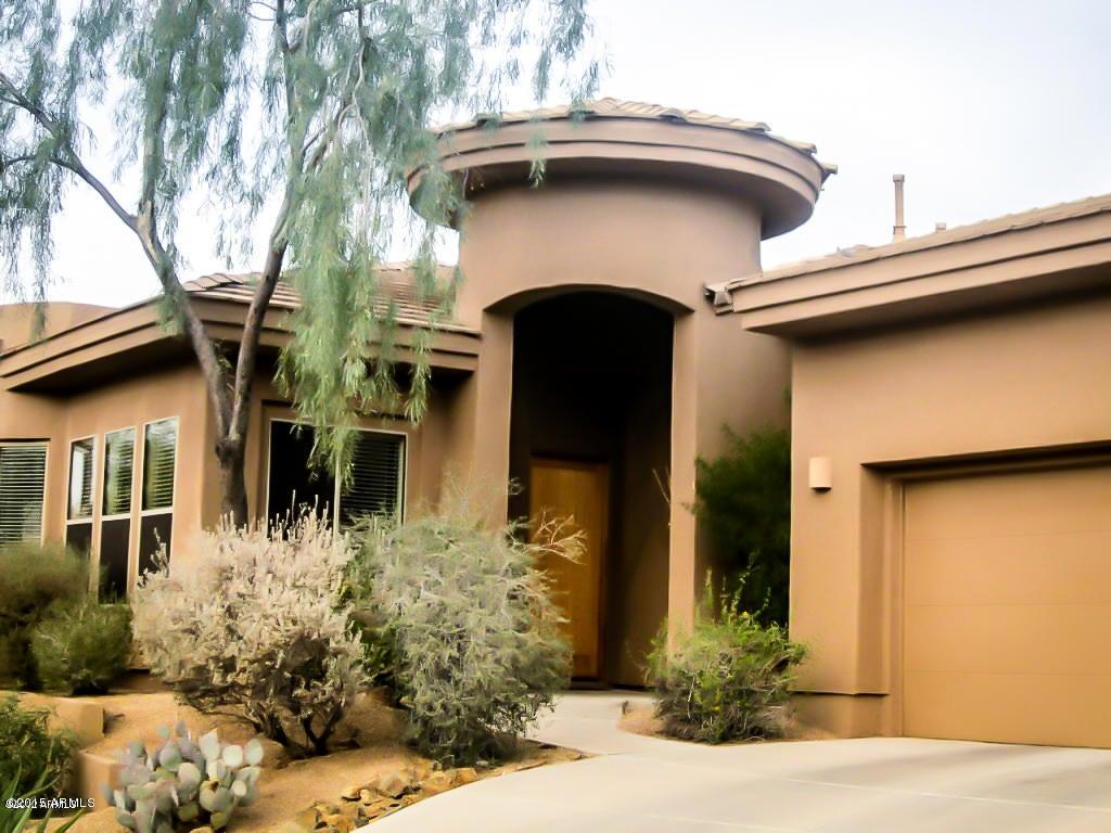 7418 E QUIEN SABE Way, Scottsdale AZ 85266