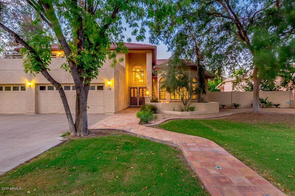 Photo of 118 E PALOMINO Drive, Tempe, AZ 85284