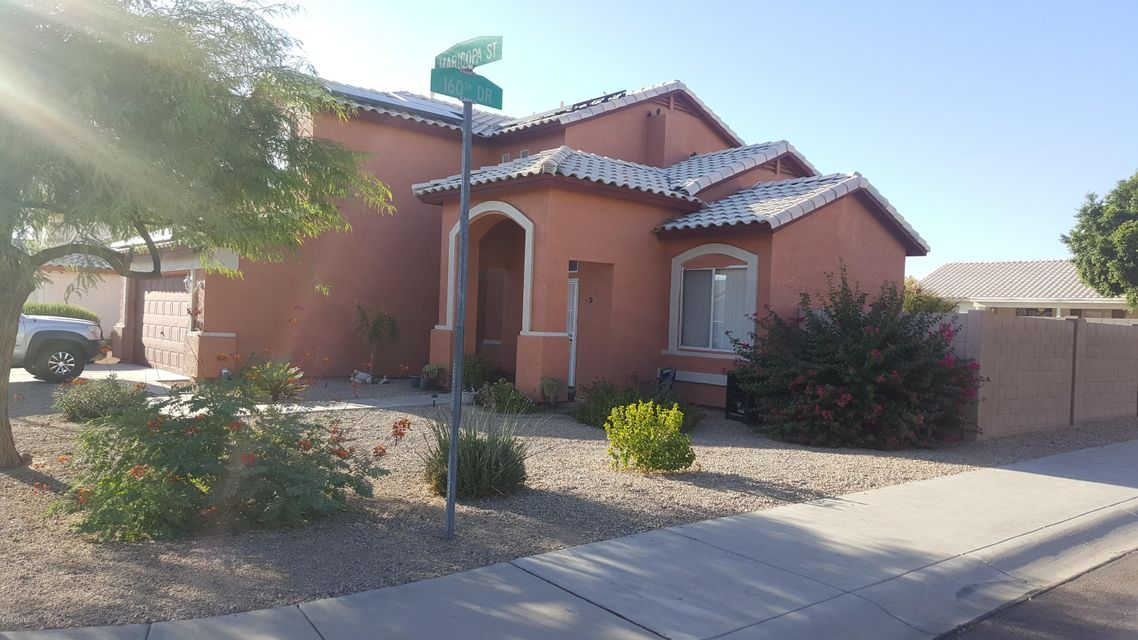 MLS 5664187 16028 W MARICOPA Street, Goodyear, AZ 85338 Goodyear AZ Wildflower Ranch