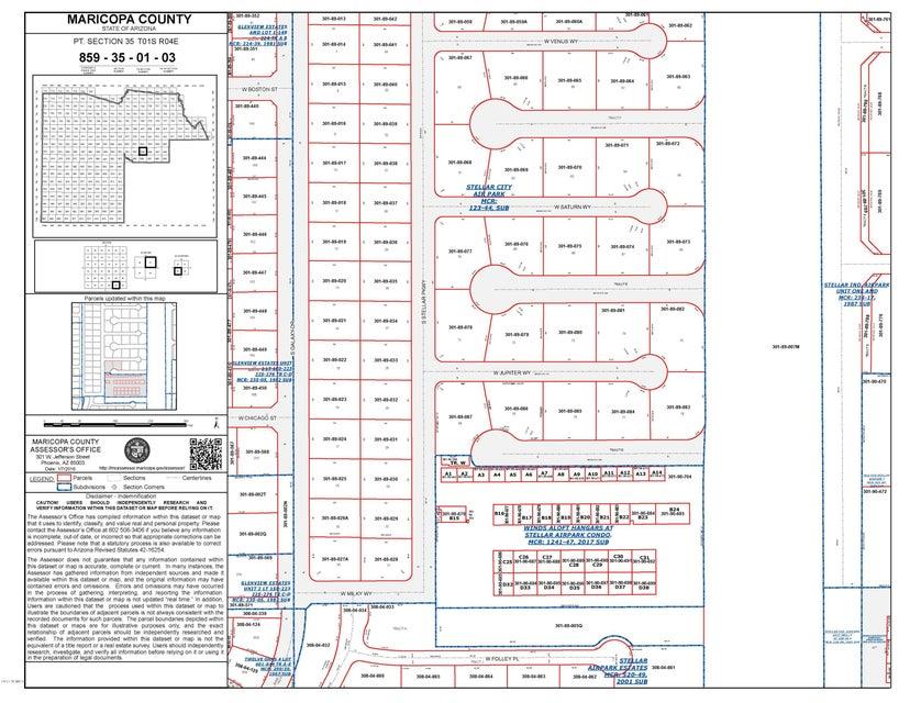 MLS 5662534 103 S GALAXY Drive, Chandler, AZ 85226 Chandler AZ Stellar Airpark