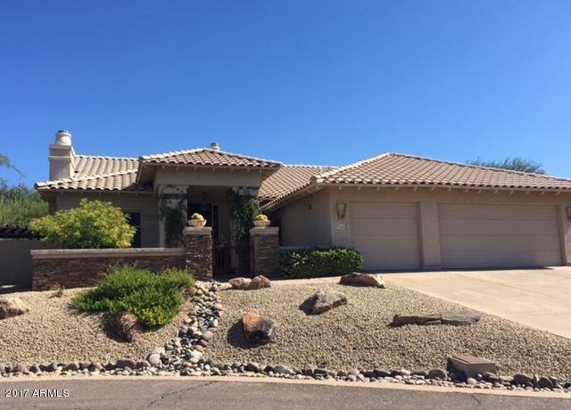 9104 E CALLE DE VALLE Drive, Scottsdale AZ 85255
