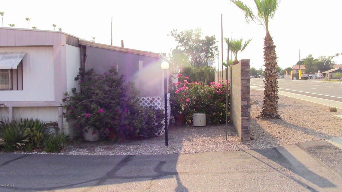 2551 E MCKELLIPS Road Unit 42 Mesa, AZ 85213 - MLS #: 5664958