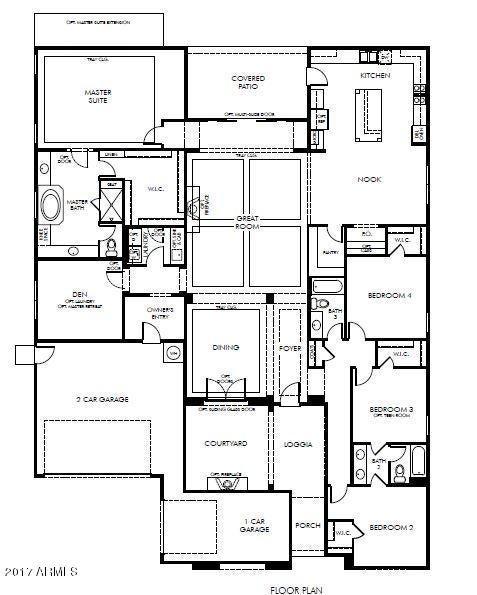 MLS 5664975 18586 W MINNEZONA Avenue, Goodyear, AZ 85395 Goodyear AZ Four Bedroom