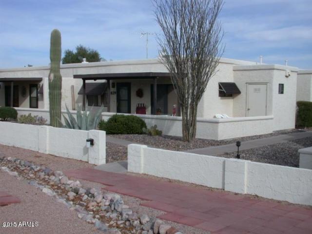 Photo of 837 E LANCASTER Circle, Florence, AZ 85132