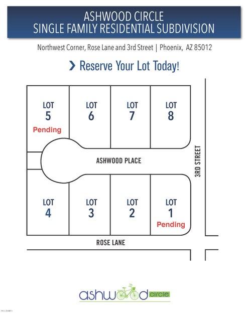 MLS 5663650 225 E Ashwood Place, Phoenix, AZ 85012 Phoenix AZ Alhambra