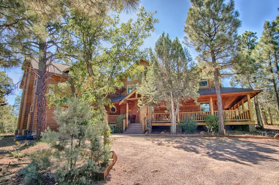 61 S FALLING LEAF Road Show Low, AZ 85901 - MLS #: 5635774