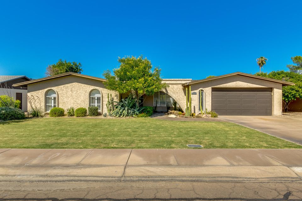 Photo of 1854 E YALE Drive, Tempe, AZ 85283