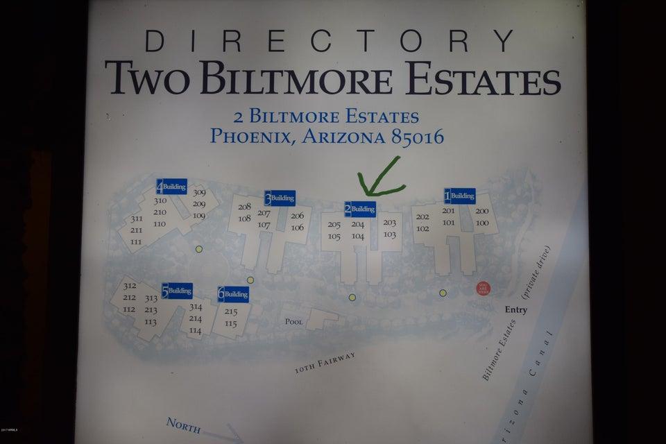 MLS 5666589 2 BILTMORE Estate Unit 204, Phoenix, AZ 85016 Phoenix AZ Three Bedroom