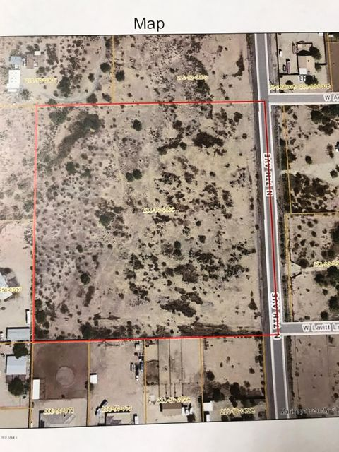 10 acres N 7 Avenue, Anthem, Arizona