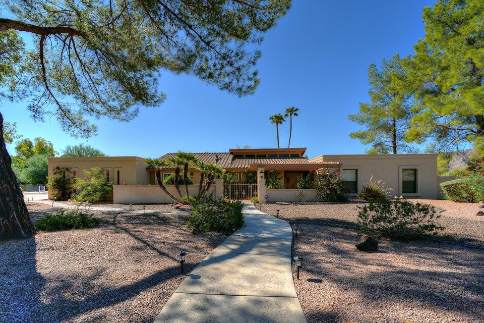 5117 E MOUNTAIN VIEW Road Paradise Valley, AZ 85253 - MLS #: 5667446