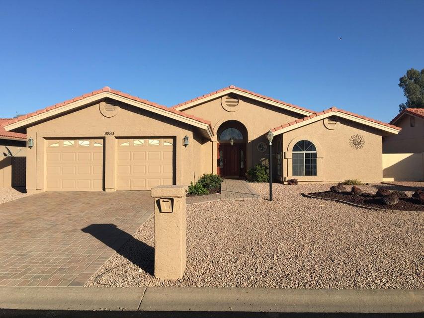 MLS 5667949 8883 E FAIRWAY Boulevard, Sun Lakes, AZ 85248