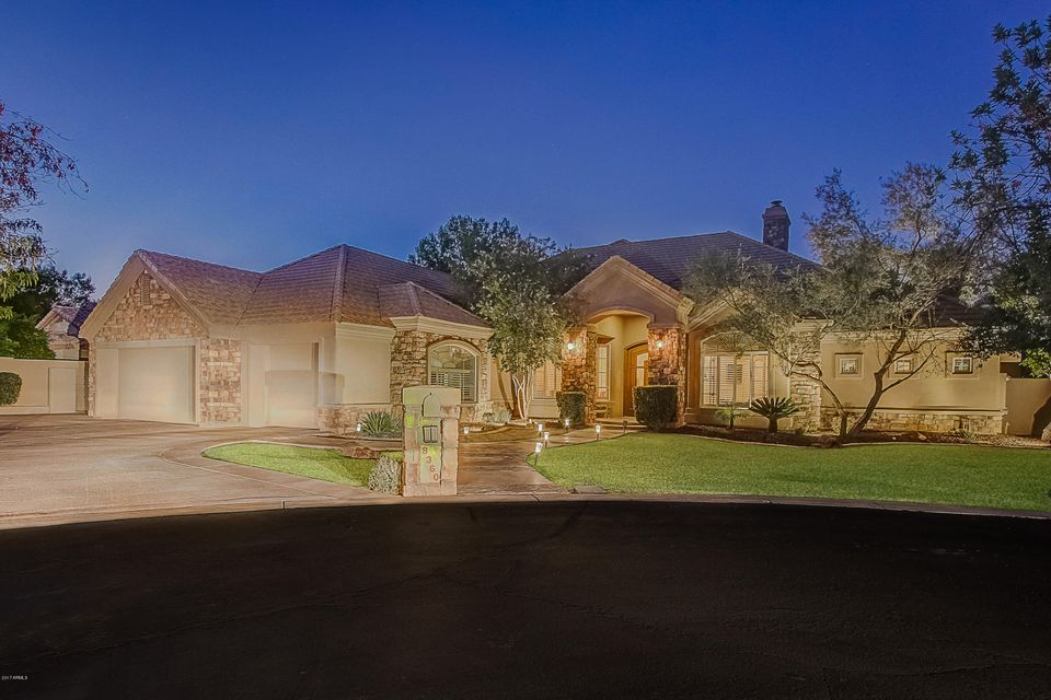 Photo of 8360 S HOMESTEAD Lane, Tempe, AZ 85284