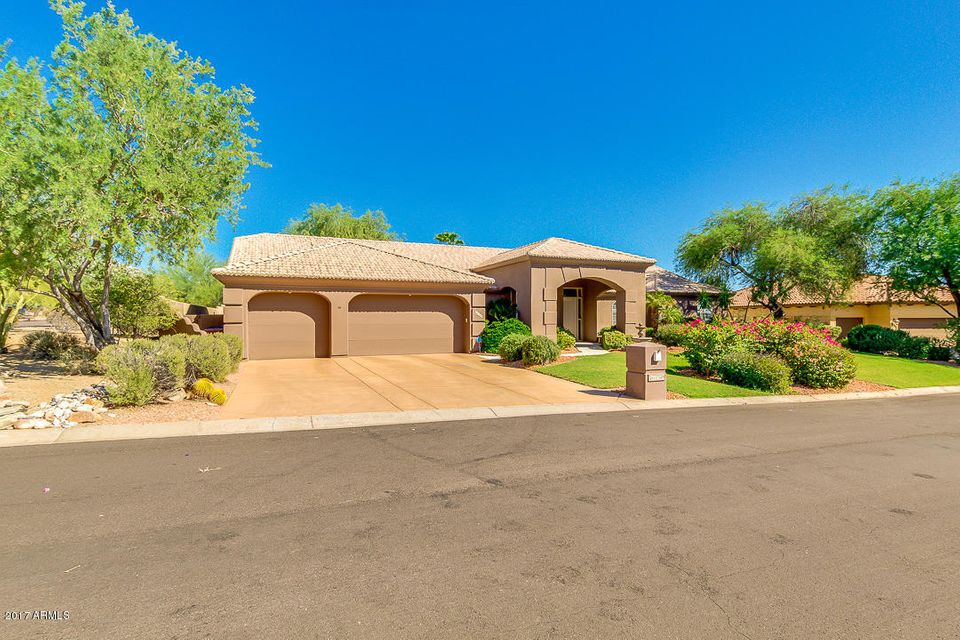 11349 N 117TH Way Scottsdale, AZ 85259 - MLS #: 5655401