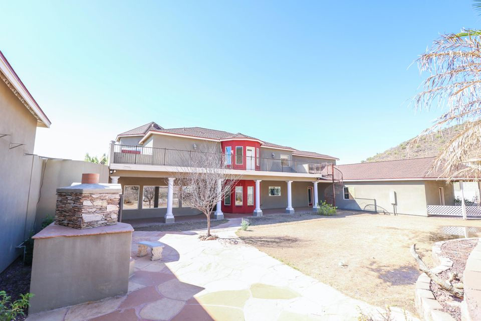 6101 W PARKSIDE Lane Glendale, AZ 85310 - MLS #: 5667626
