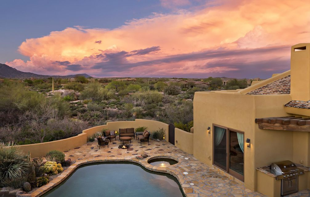 Photo of home for sale at 37821 97TH Place N, Scottsdale AZ