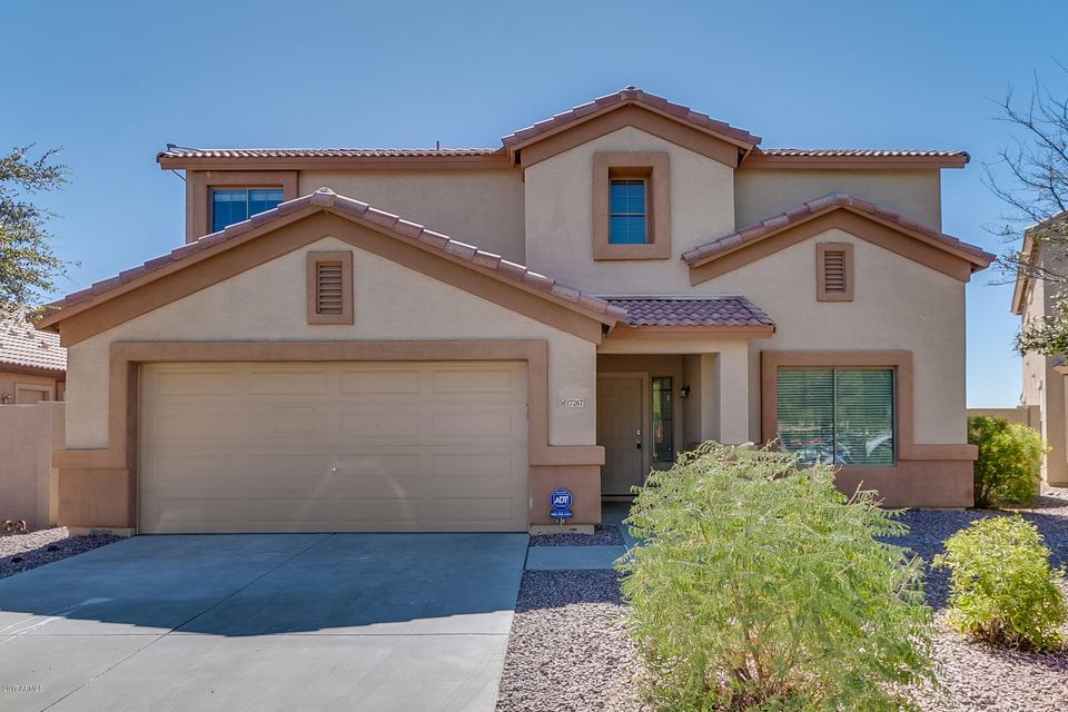 Photo of home for sale at 17267 WATKINS Street W, Goodyear AZ