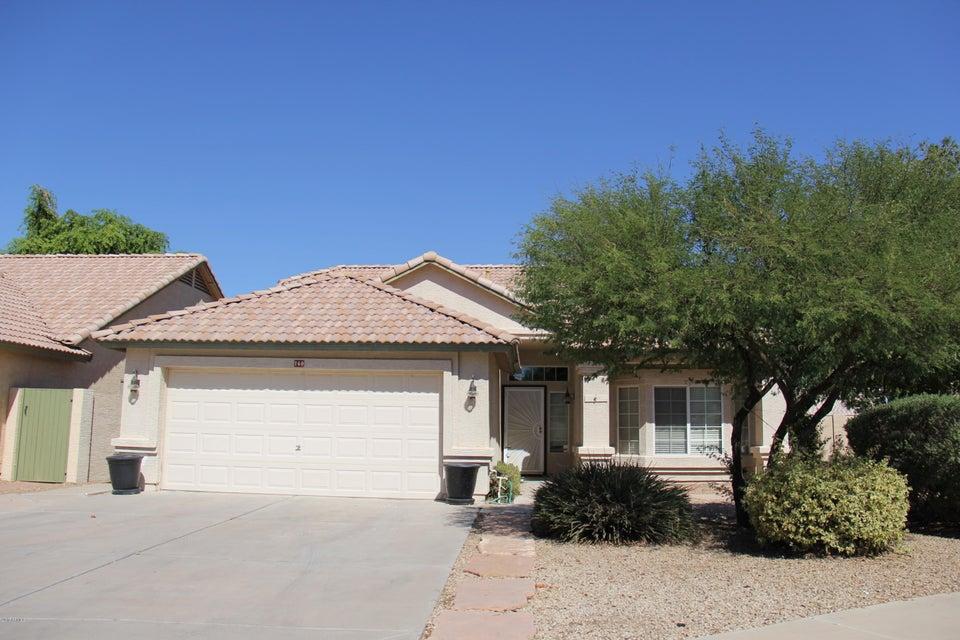 Photo of home for sale at 760 SHEFFIELD Avenue E, Gilbert AZ
