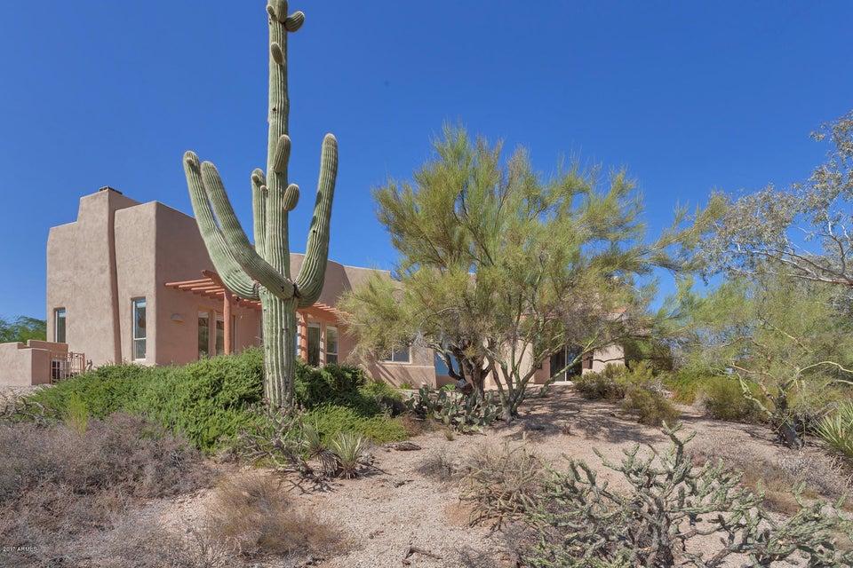Photo of 9001 E LAZYWOOD Place, Carefree, AZ 85377
