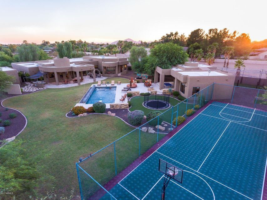 MLS 5671941 10010 E Cholla Street, Scottsdale, AZ 85260 Scottsdale AZ Metes And Bounds