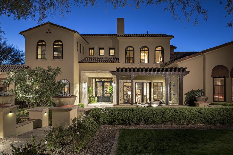Photo of 10126 E HUALAPAI Drive, Scottsdale, AZ 85255