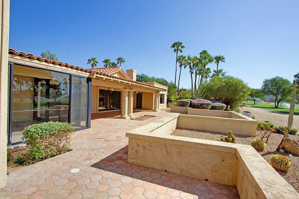 8623 E CLUBHOUSE Way Scottsdale, AZ 85255 - MLS #: 5672693