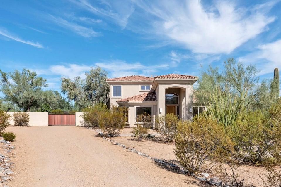 3858 E VIA ESTRELLA --, Phoenix AZ 85028