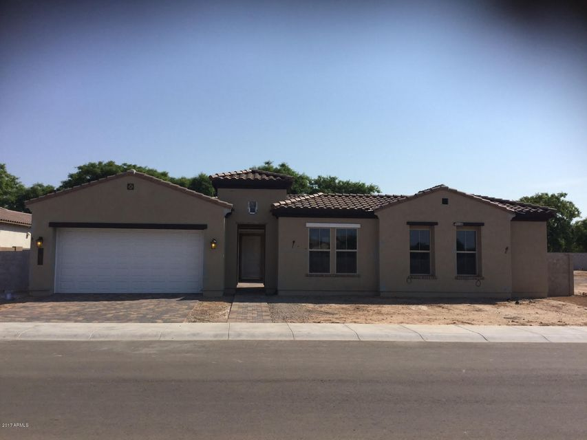 1681 E BRIGADIER Court Gilbert, AZ 85298 - MLS #: 5656395