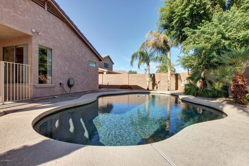 MLS 5673943 3292 E ATTLEBORO Road, Gilbert, AZ Gilbert AZ Private Pool