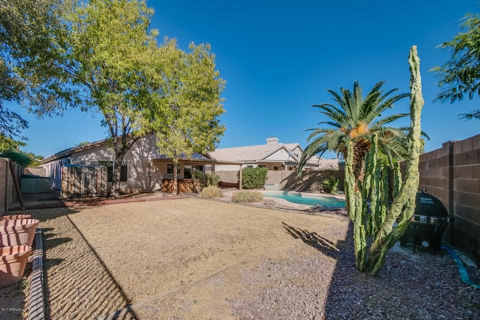 MLS 5674161 1701 W GAIL Drive, Chandler, AZ Andersen Springs