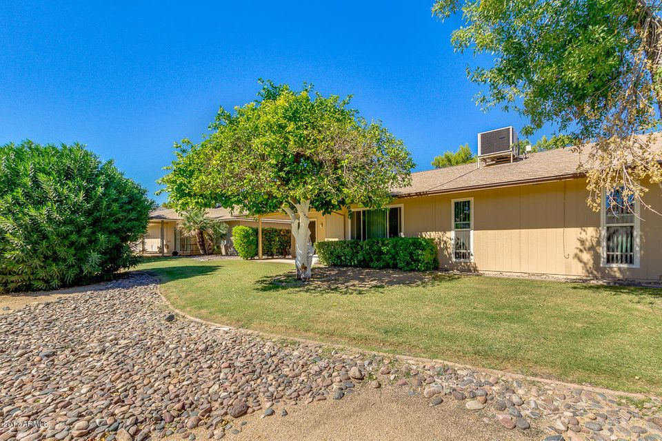 MLS 5674186 12607 W SENECA Drive, Sun City West, AZ Sun City West AZ Golf