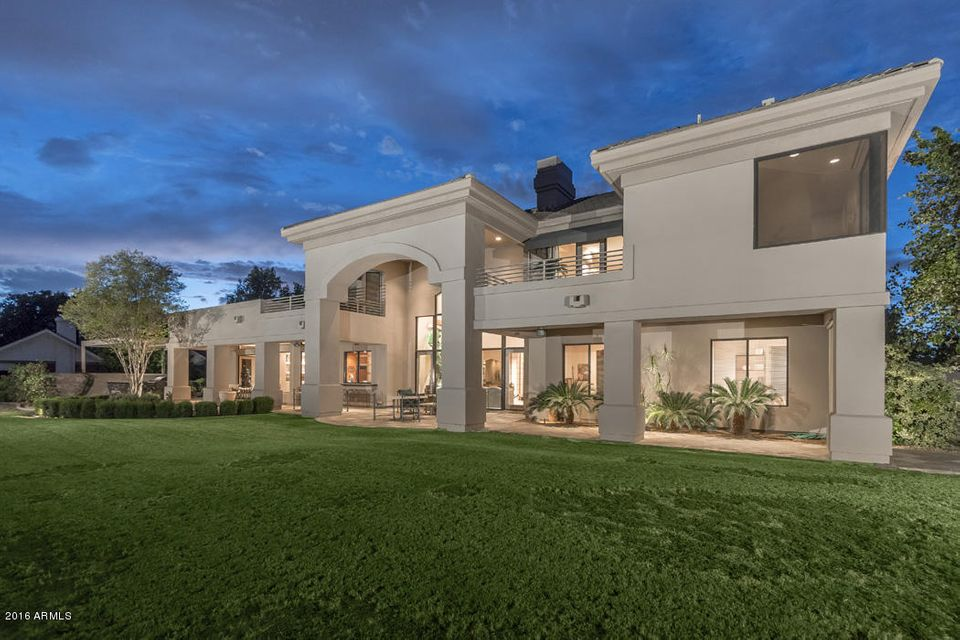 Casa Unifamiliar por un Venta en 70 Biltmore Estate 70 Biltmore Estate Phoenix, Arizona,85016 Estados Unidos