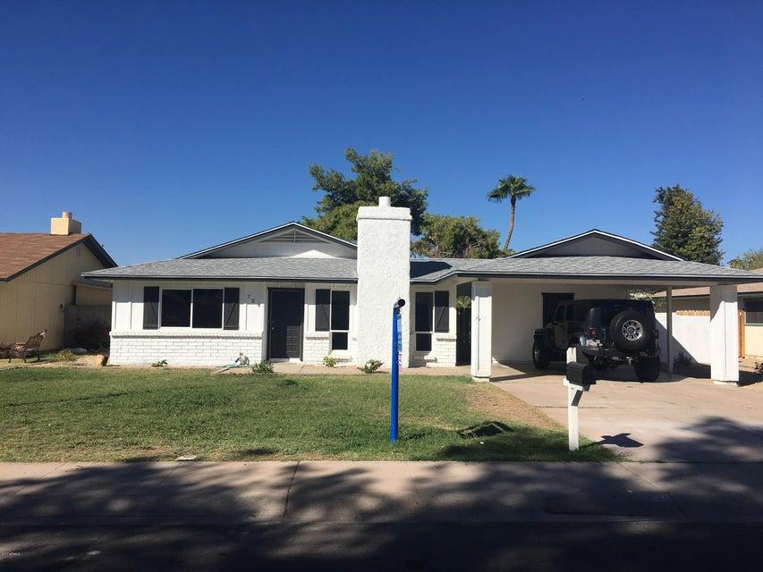 Photo of 724 W GARY Drive, Chandler, AZ 85225