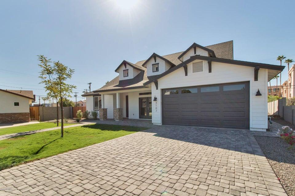 Photo of home for sale at 3107 MONTEROSA Street E, Phoenix AZ