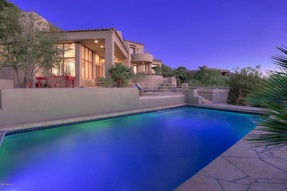 Tek Ailelik Ev için Satış at 7421 N Las Brisas Lane 7421 N Las Brisas Lane Paradise Valley, Arizona,85253 Amerika Birleşik Devletleri