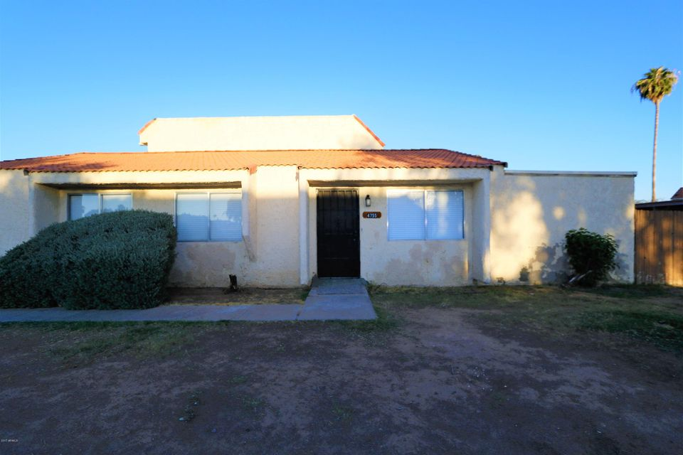Photo of 4755 W MARLETTE Avenue, Glendale, AZ 85301
