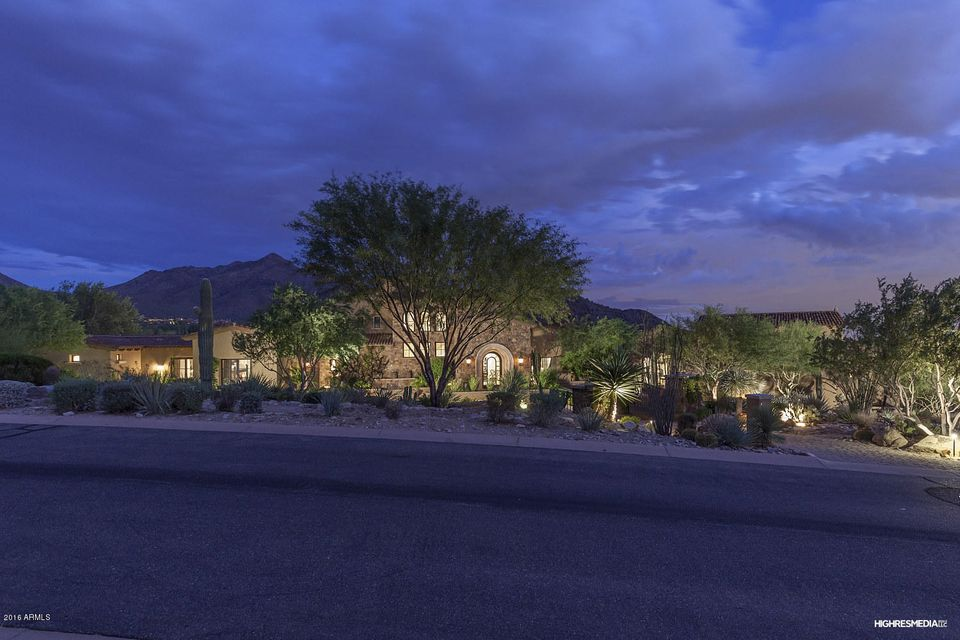 MLS 5675401 10355 E ROBS CAMP Road, Scottsdale, AZ 85255 Scottsdale AZ Golf