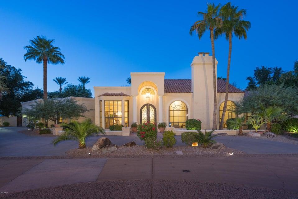 6332 E VISTA Drive, Paradise Valley AZ 85253