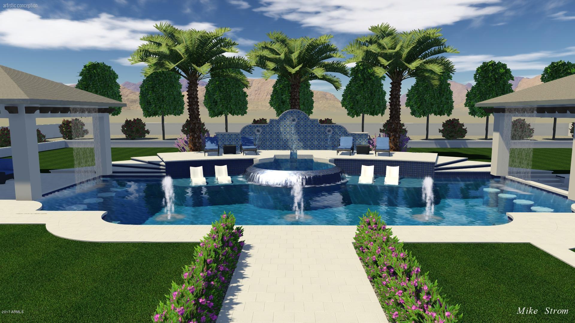 5727 N WILKINSON Road, Paradise Valley AZ 85253