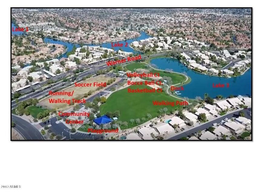 MLS 5676547 417 S LAKE MIRAGE Drive, Gilbert, AZ Gilbert AZ Waterfront