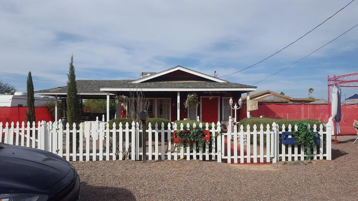 MLS 5676476 440 W TAYLOR Avenue, Coolidge, AZ 85128 Coolidge AZ Single-Story