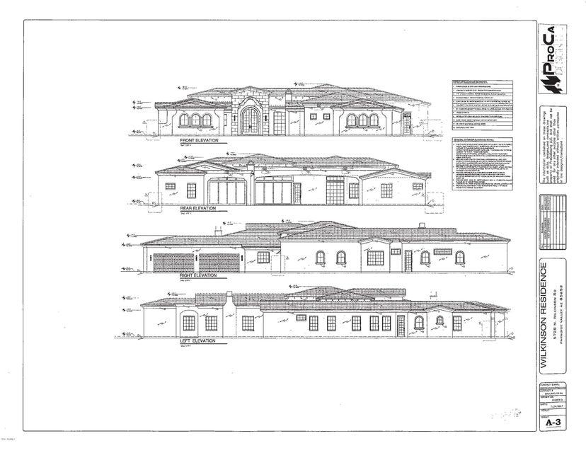 MLS 5675754 5727 N WILKINSON Road, Paradise Valley, AZ 85253 Paradise Valley AZ Newly Built