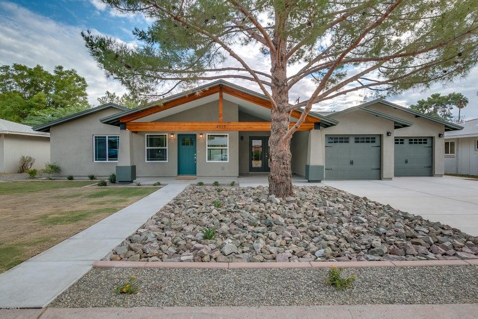 4019 E MITCHELL Drive, Phoenix AZ 85018