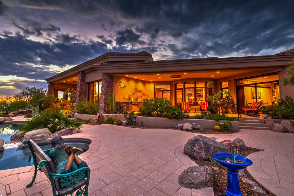 MLS 5677390 9829 N CANYON VIEW Lane, Fountain Hills, AZ 85268 Fountain Hills AZ Guest House