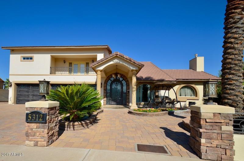 5312 E FELLARS Drive, Scottsdale AZ 85254