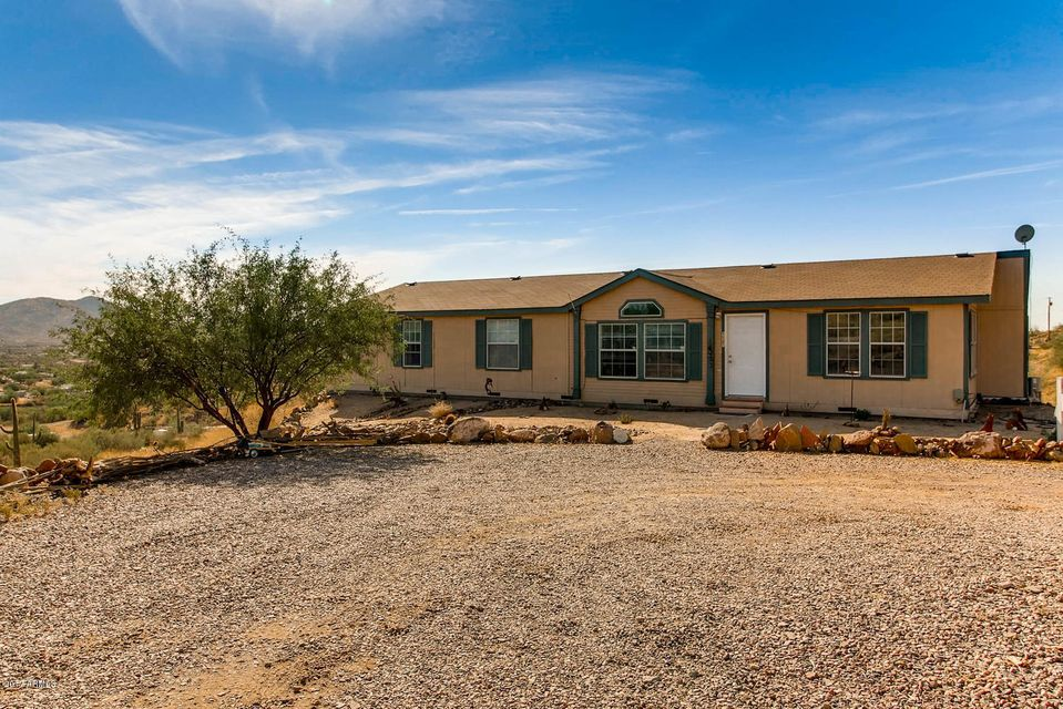 MLS 5677309 1121 W CAVALRY Road, New River, AZ 85087 New River AZ Manufactured Mobile Home