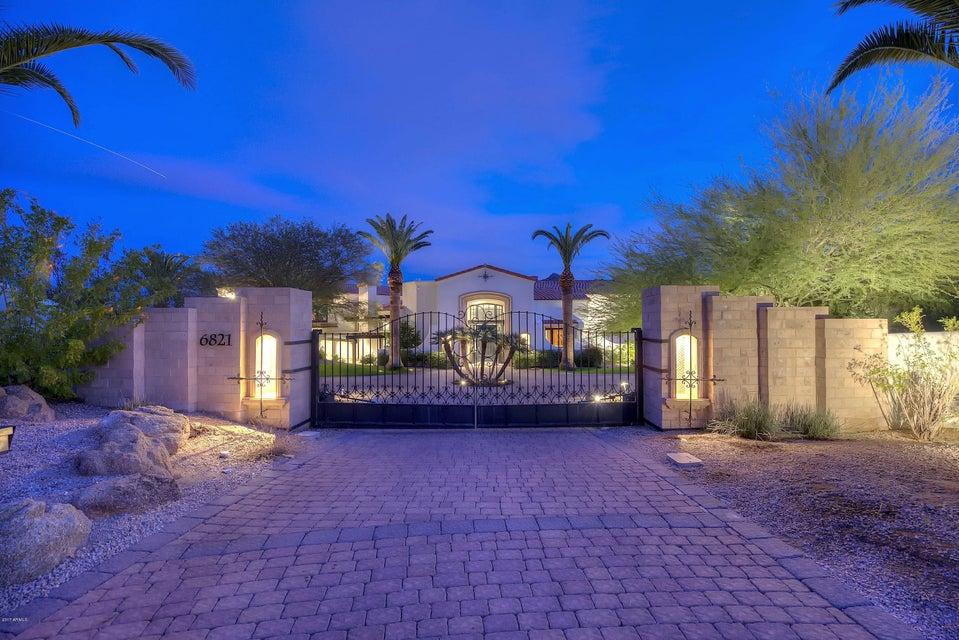 MLS 5677193 6821 N 46TH Street, Paradise Valley, AZ 85253 Paradise Valley AZ Tennis Court